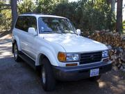 Toyota Land Cruiser 1997 - Toyota Land Cruiser